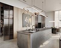 Christie's penthouse