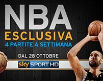 Sky Sport - NBA 2015-16 - Promo