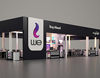 WE Corporate Stand - AGDA Show 2019