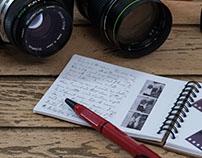 Mockup photo templates / 2016