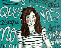 """""""De esos momentos locos"""" (Illustration)"""