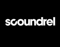 Scoundrel Films Branding