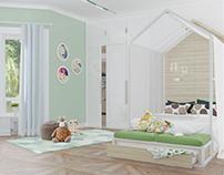 CHILDREN'S ROOM for Vika