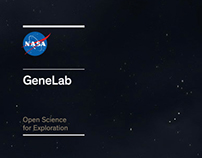 NASA GeneLab - Visual Identity
