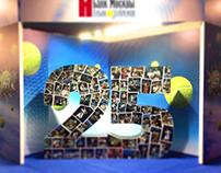 KREMLIN CUP 25. Tennis. Moscow