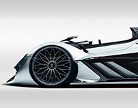 Lamborghini Terzo Millennio Speedster