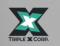 Triple X Corp. - Logo/Brand