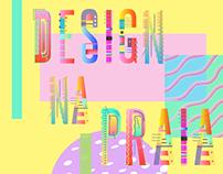 Design na praia