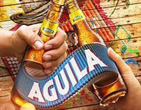 AGUILA /// Festival Vallenato