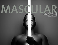 MASCULAR Magazine Issue No. 12 | Winter 2015