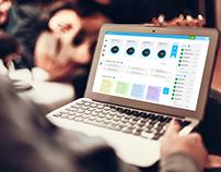 Project Cool Admin UI Design