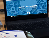 Doctors of The World Annual Report Website and printed