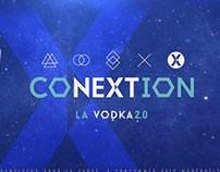 Next Vodka - Motion design 2016