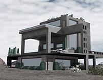 Desert Villa Concept