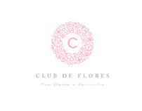 Identidad y Web para Club de Flores