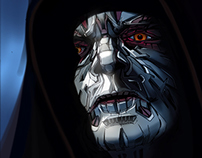 Mechanized Emperor Palpatine / Darth Sidious