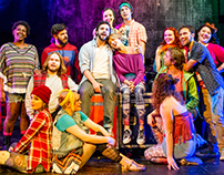 "Jewell Theatre & Music present ""Godspell"""
