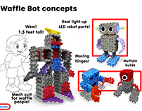 Little Tikes- Waffle Blocks Animal Pack Concepts