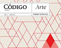 Código -Mapas. ARTE. Febrero 2015