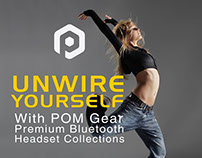 POM GEAR SOCIAL MEDIA POST/ADS