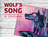 WOLF'S SONG by Giingerann