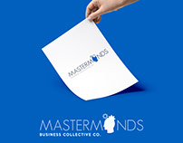 Masterminds Business Collective: Branding