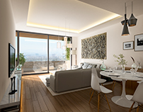 Living Interior Morphstudios