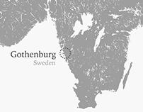 Gothenburg City logo.