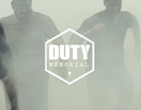 CALL OF DUTY // Duty Memorial