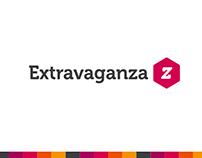 Extravaganza - Web design identity