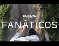 """Campaña 2015 Subaru """"Fanáticos"""""""