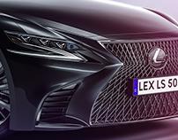Lexus LS500 2018 - Personal Practice