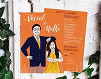 NiVa (Wedding Invite)