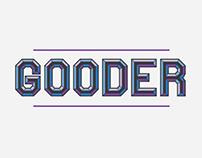 Gooder Typeface