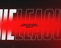 Sid League UI KIT for Adobe XD