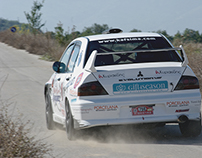3rd Rally Sprint Velventou: Photo Coverage