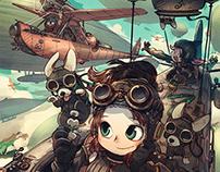 girl pilots
