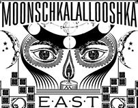 Moonschkalallooshka - East Poster