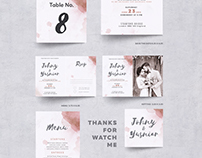 Wedding Pack Template