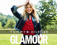 GLAMOUR & TOMMY HILFIGER Exclusive