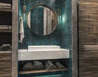 Murat Öztel Bathroom