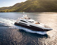 M/Y Moliver in BVI's