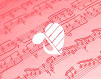 Participa amb el cor - Branding