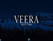 Veera - Free Serif Font