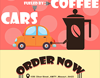Cars Fueled By Coffee