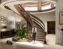 Spiral Staircase (Concept)
