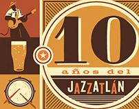 10 años del Jazzatlán