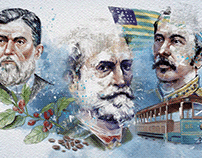 Folha de São Paulo - Presidentes