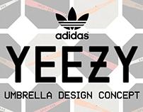 Adidas Yeezy Umbrella Concept