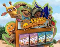 Safari Jeep Display
